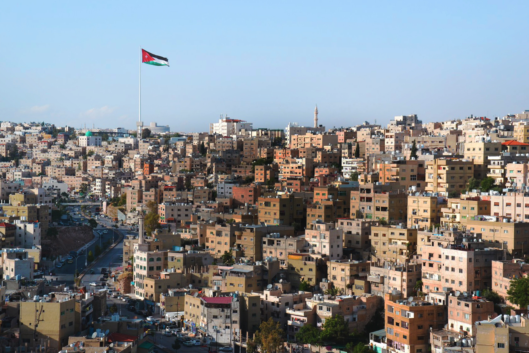 SQN2: EU Action in Jordan and Challenging International Aid